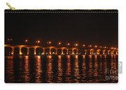 Roosevelt Bridge Panorama Carry-all Pouch