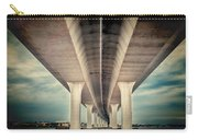 Roosevelt Bridge Carry-all Pouch by Rudy Umans
