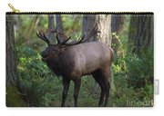 Roosevelt Elk Bugling Carry-all Pouch