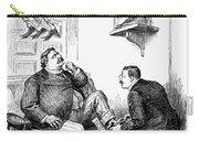Roosevelt-taft Cartoon Carry-all Pouch
