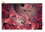Rooster Abstract Carry-all Pouch