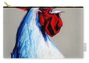 Rooster Head Carry-all Pouch