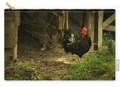 Rooster In The Hen House Carry-all Pouch