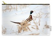 Rooster Pheasant Carry-all Pouch