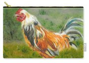 Rooster Rules Carry-all Pouch
