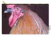 Rooster Watercolor Carry-all Pouch
