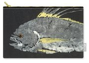 Gyotaku Roosterfish Carry-all Pouch