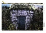 Root Cellar Abstraction Carry-all Pouch