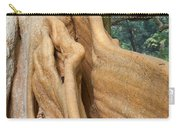 Root Of A Tree Nature Background Carry-all Pouch