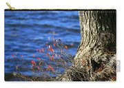 Rooted In Blue  Carry-all Pouch