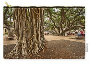 Roots - Banyan Tree Park In Maui Carry-all Pouch