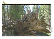 Roots Carry-all Pouch by Barbara Snyder