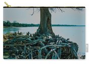 Roots On The Bay Carry-all Pouch