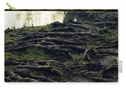 Roots On White River Carry-all Pouch