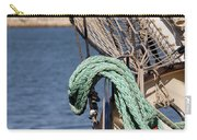Ropes And Rigging Carry-all Pouch