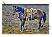 Ropin Horse Carry-all Pouch