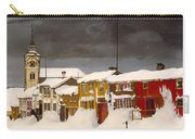 Roros In Winter - Norway Carry-all Pouch