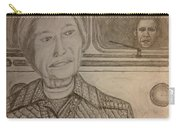 Rosa Parks Imagined Progress Carry-all Pouch