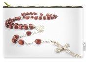 Rosary Beads Carry-all Pouch by Jose Elias - Sofia Pereira
