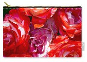 Rose 124 Carry-all Pouch by Pamela Cooper