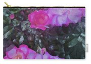 Rose 189 Carry-all Pouch by Pamela Cooper
