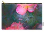 Rose 194 Carry-all Pouch by Pamela Cooper