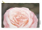 Rose 195 Carry-all Pouch by Pamela Cooper