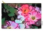 Rose 197 Carry-all Pouch by Pamela Cooper