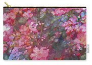 Rose 199 Carry-all Pouch by Pamela Cooper