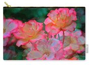 Rose 203 Carry-all Pouch by Pamela Cooper