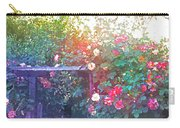 Rose 205 Carry-all Pouch by Pamela Cooper