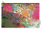 Rose 207 Carry-all Pouch by Pamela Cooper