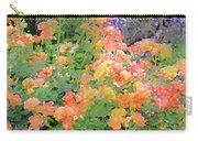 Rose 214 Carry-all Pouch by Pamela Cooper