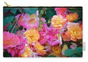 Rose 304 Carry-all Pouch