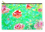 Rose 40 Carry-all Pouch