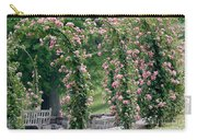 Rose Arbor Carry-all Pouch