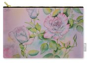 Rose Bloom Carry-all Pouch