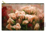 Rose Blush Carry-all Pouch
