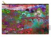 Rose Bridge Landscape Carry-all Pouch