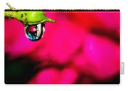 Rose Bud After Rain Carry-all Pouch