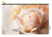 Rose - Colors Of The Moon Carry-all Pouch