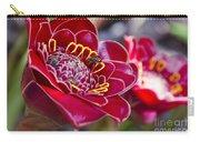 Rose De Porcelaine Carry-all Pouch