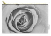 Rose Digital Oil Paint Carry-all Pouch