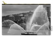 Rose Festival Fire Boat Carry-all Pouch