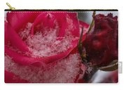 Rose Flakes 1 Carry-all Pouch