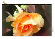 Rose - Flower - Card Carry-all Pouch
