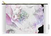 Rose In Pastels Carry-all Pouch