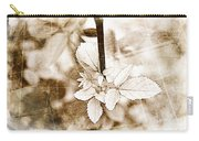 Rose Leaf Photoart Carry-all Pouch