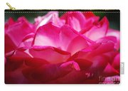Rose Like A Lotus Flower Carry-all Pouch