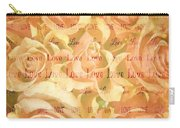 Rose Love Carry-all Pouch